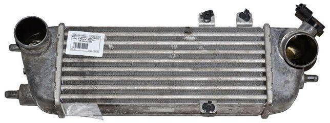 Радиатор интеркулера, радиатор основной, патрубок KIA Ceed/ Киа Сид