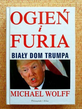 Ogień i Furia, Michael Wolf, nowa