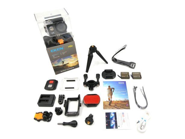 Kamera Sportowa EKEN H9S 4K Ultra HD WiFi 12 MP Wodoodporna