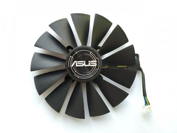 Вентилятор кулер Everflow T129215SM для видеокарты