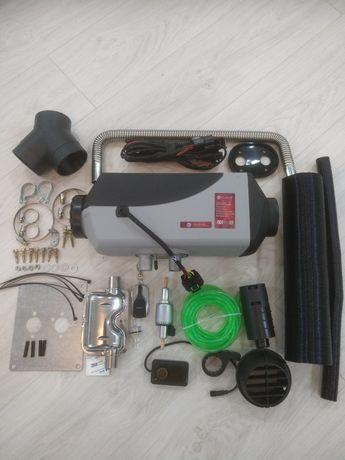 Автономный отопитель воздушный на дизельном топливе 1-5 кВт 12/24В