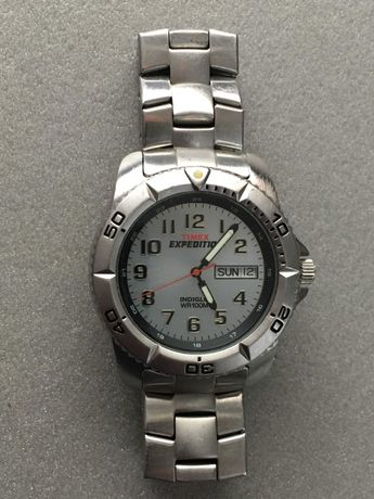 Timex Expedition Indiglo WR100M