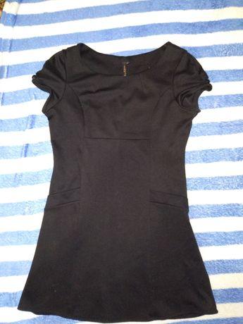 Плаття трикотаж чорного кольору