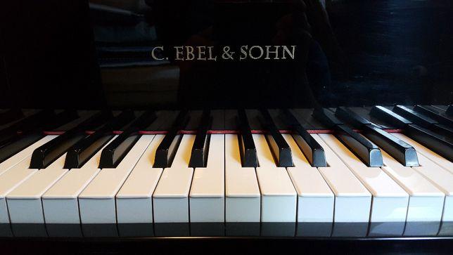 Fortepian C. Ebel & Sohn model M-185 - SUPER STAN