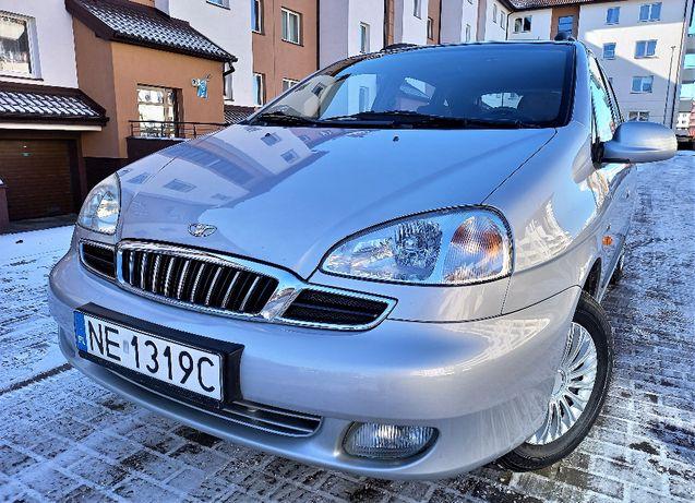Daewoo Rezzo 2003Rok 2.0 Bezawaryjny Silnik Duże Rodzinne Klimatyzacja
