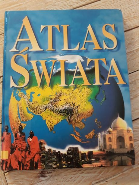 Atlas świata. Philip Steele