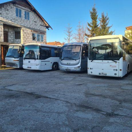 Man Temsa Irisbus BMC sprowadzone , zamiana na Sprintery euro 6