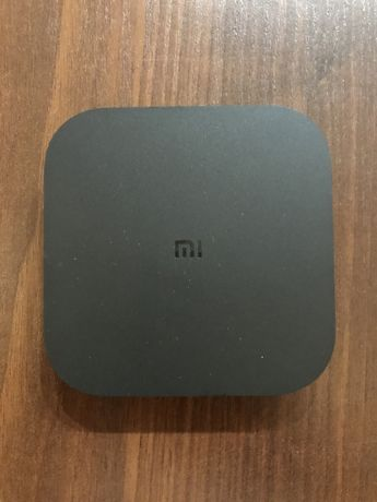 Mi Box S 4K Ultra HD Android TV Chromecast