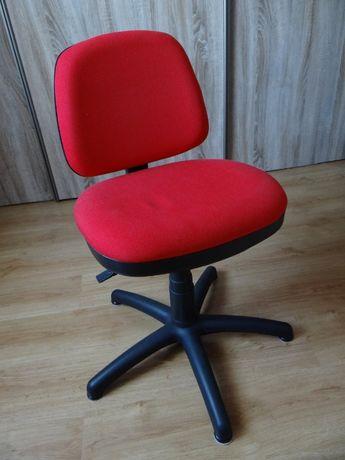 Krzesło obrotowe dla dziecka, regulowane