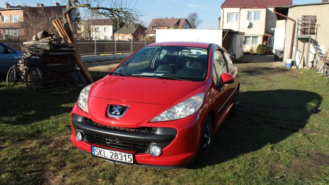 Peugeot 207 1.4 benzyna