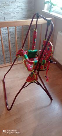 Huśtawka stojąca dla dziecka od 12 do 36 m-ca