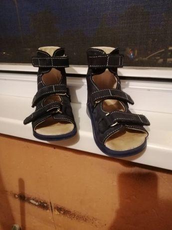 Ортопедическая обувь ortofoot 18,5 см.