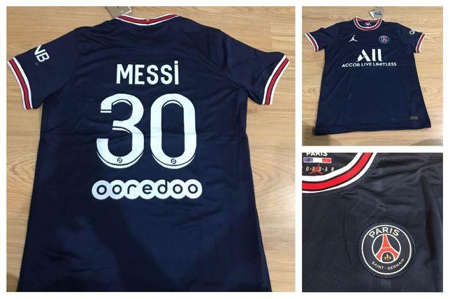 Camisola oficial Messi e CR7 ORIGINAL!