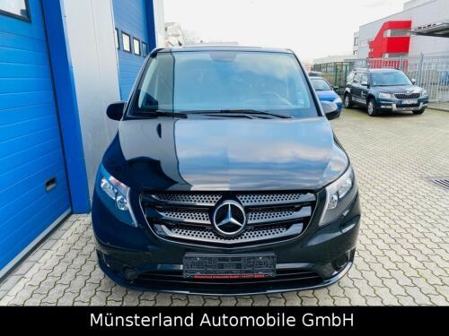 Mercedes-Benz Vito Tourer116 2.2 CDI Pro Extralang Automatik 2016