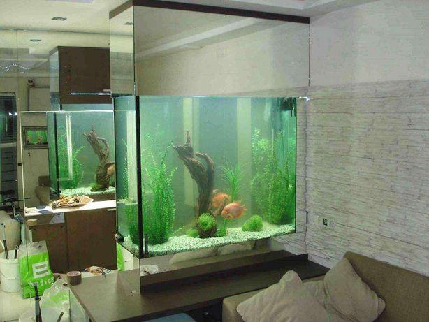 Обслуживание морских и пресноводных аквариумов!