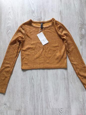 Nowa bluzka Zara rozmiar S