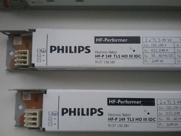 Электронный балласт (ЭПРА) 2х49 w HF-P 249 TL5 HO III 220-240V 50/60Hz