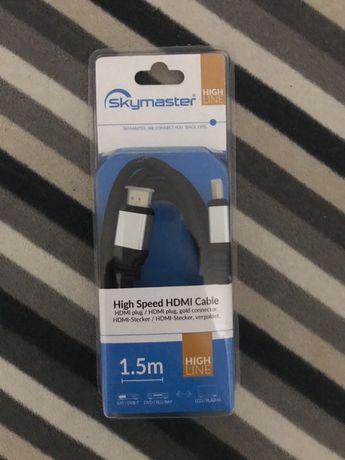 Kabel HDMI Skymaster 1,5m