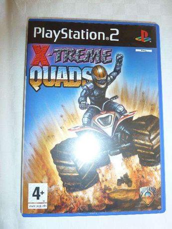 PS2 - Extreme Quads
