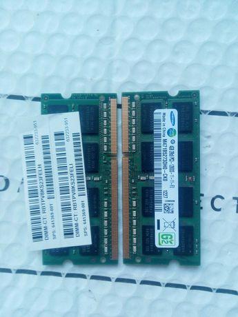 ОПЕРАТИВНАЯ ПАМЯТЬ 4GB DDR3 1600 для ноутбука модули самсунг ddr3
