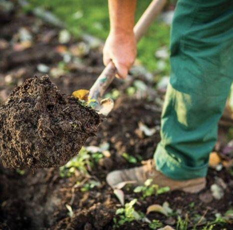 Копаем огороды, траншеи, котлованы и др.