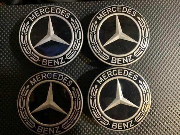 Mercedes Benz dekielki dekle felg 75mm
