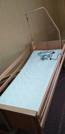Łóżko rehabilitacyjne DEWERT TRIO/QUAD CARE L