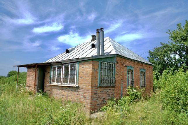 Продам дом с участком с.Козиевка Харьковская область.
