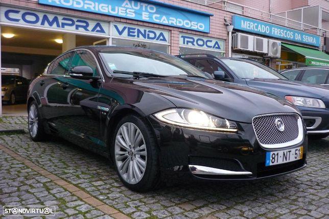 Jaguar XF 3.0 V6 S/C Portofolio