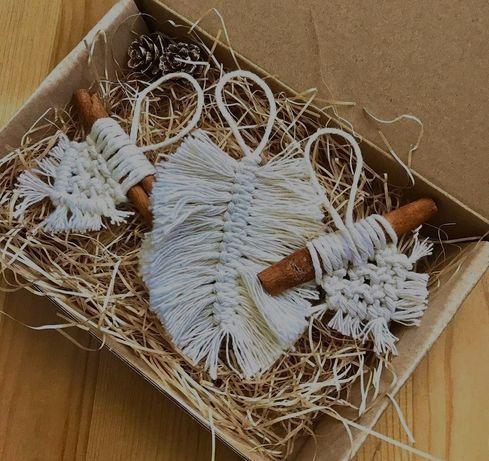 Box 5szt. Ozdoby świąteczne/choinkowe mix wzorów, kolorów i rozmiar