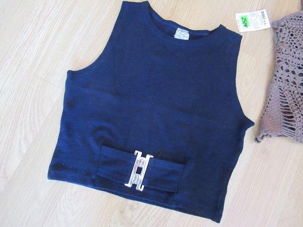 Sexy krótkie topy bluzeczki S/M OKAZJA TANIO !