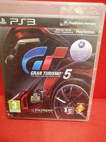 Gra Gran turismo 5 the real driving simulator na konsolę PlayStation 3