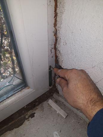Регулировка,смазка,замен комлектующих фурнитуры окон и дверей любых !