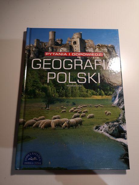 Geografia Polski. Pytania i odpowiedzi