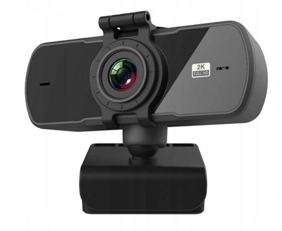 Kamera Kamerka internetowa 2K HD mikrofon usb webcam