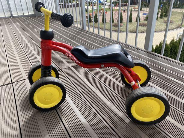 Беговел Puky для малышей устойчивый. Велобег