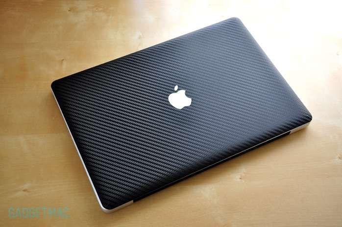 Плівка Карбон Метал Шкіра Apple MacBook Air Pro 11 12 13 15 16 пленка