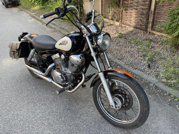Yamaha Virago 125 cm