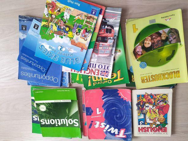 Книжки з англійської