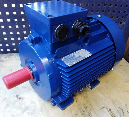 Електродвигун мотор электродвигатель АИР 100 L2 (5,5кВт/3000об./хв.)