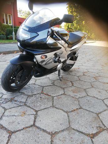YAMAHA YZF thundercat 600