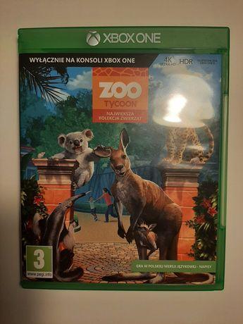 Zoo Tycoon X Box One