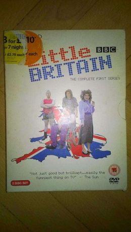Little Britain DVD sezon 1
