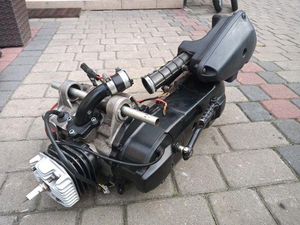 Silnik skuter 2t 80ccm 50 PO REMONCIE zipp romet barton keeway nowe