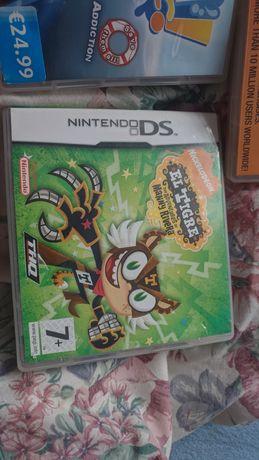 Gra Nintendo DS El Tigre