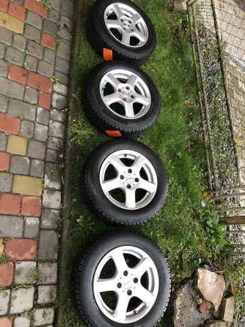 Диски Резина Колеса VW Up Skoda Citygo 4 100, et35, 175 65 r14 зима