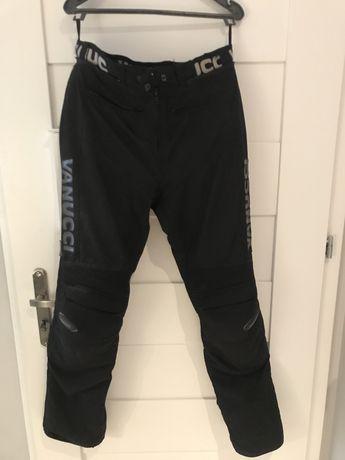 Spodnie tekstylne Vanucci 40 damskie