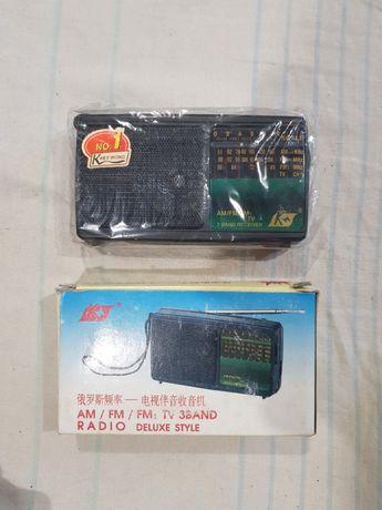 Радиоприемники, радио и кассетные плееры