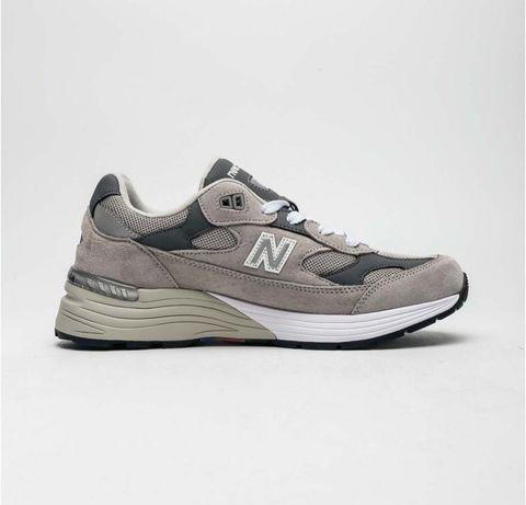 """Кроссовки New Balance 992 """"Grey"""""""