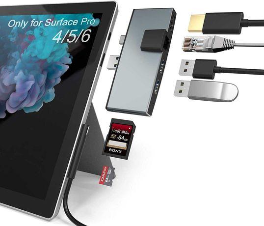 Docking Station para Surface Pro 4/Pro 5/ Pro 6 (NOVO)